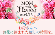 MOM with Flowers 2018 5/13
