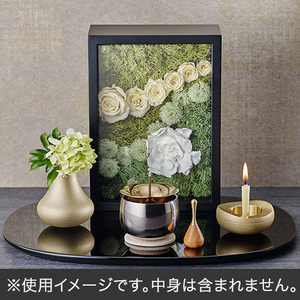 【お供え用】山口久乗「揺らぎのセット(日比谷花壇オリジナル)」の商品画像