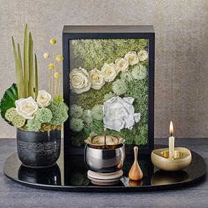 【お供え用】山口久乗「メモリアルセット(日比谷花壇オリジナル)」の商品画像