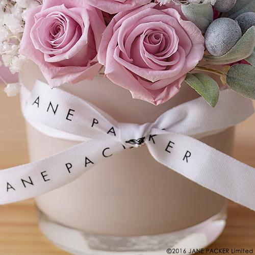 JANE PACKER プリザーブド&アーティフィシャルアレンジメント「パウダーピンク」