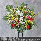 1段スタンド花Lサイズ(色おまかせMIX)