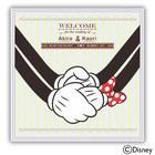 ディズニー ウェルカムボード「いつまでも手をつないで」(ミッキー&ミニー)
