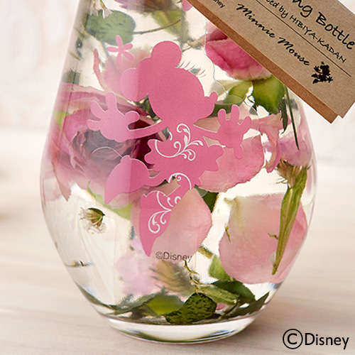 ディズニー Healing Bottle 〜Disney collection〜 「ミニー」