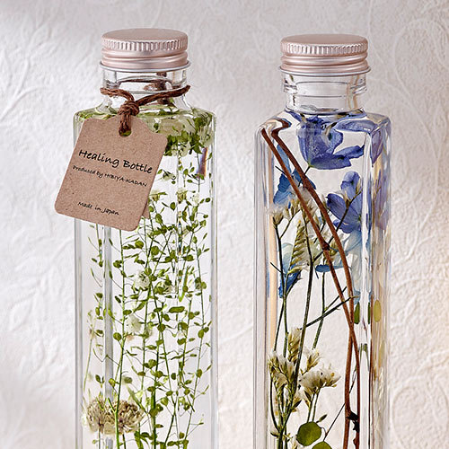 Healing Bottle「Clear&Oasis」2本セット