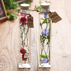 【お供え用】O・SO・NA・E flower 「Healing Bottle春夏」2本セット【沖縄届不可】の商品画像