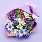 【お供え用】墓前用アーティフィシャル花束「星」