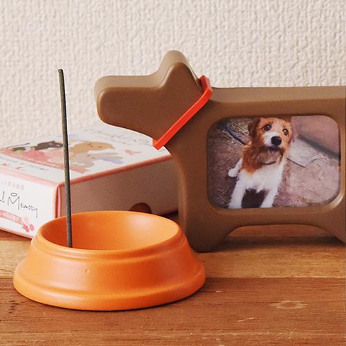【ペットのお供え用】犬のためのお供えセット