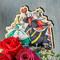ディズニー プリザーブド&アーティフィシャルアレンジメント「クイーンオブハート(ふしぎの国のアリス)」