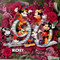 ディズニー フラワーフレームアート「Mickey the True Original」