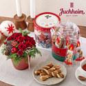 クリスマス ユーハイム「クリスマスリヒト」とアレンジメントのセット