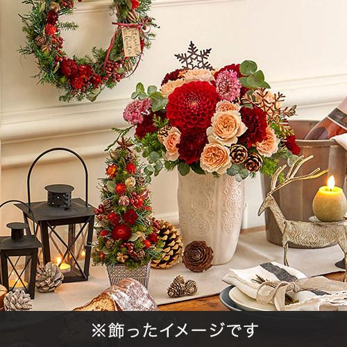 クリスマス アレンジメント「アドミラシオン」