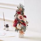 クリスマス プリザーブドツリー「タンカルム」