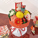 お正月 そのまま飾れるブーケ「舞花」