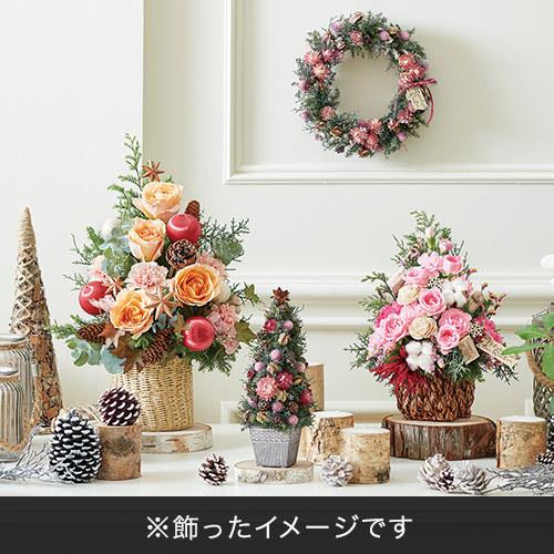 クリスマス アレンジメント「サパン ド ノエル」