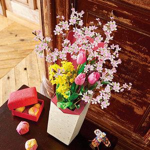 お正月 花束「春の彩り」の商品画像