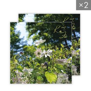 「日比谷花壇 2019 カレンダー」(2冊セット)の商品画像