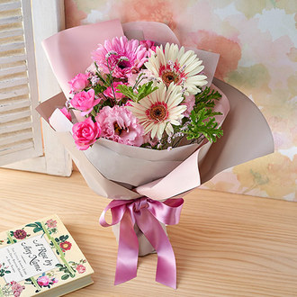花束「11月に贈る花言葉」