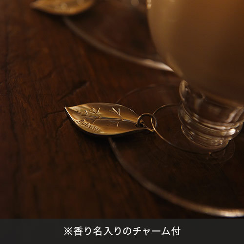 Kenneth Turner × HIBIYA-KADAN「ポージーベースキャンドル(バブリー)」とアレンジメントのセット