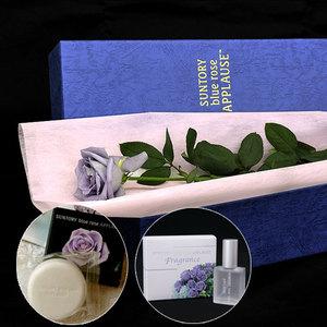 blue rose APPLAUSE BOX (1本入り)&オリジナルソープ&ミニ香水【沖縄届不可】の商品画像
