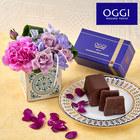 OGGI「ショコラ デ ショコラ プレーン」とアレンジメントのセット
