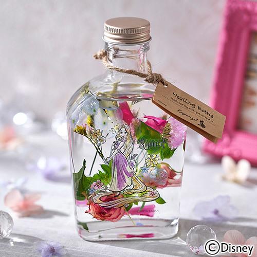 ディズニー Healing Bottle〜Disney collection〜「ラプンツェル」【沖縄届不可】