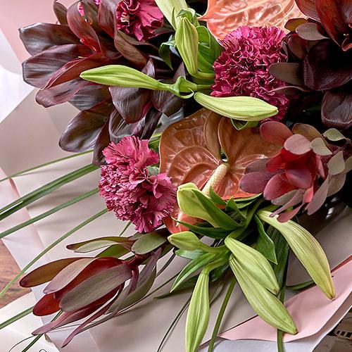 デザイナーズ花束「フィオリトゥーラ」