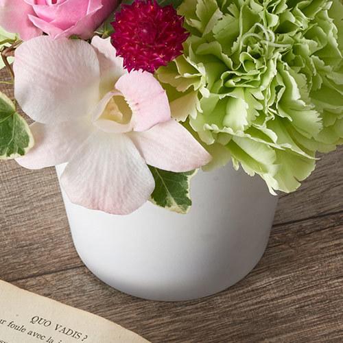 アレンジメント「8月の旬の花 マルゴー」