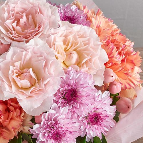 アレンジメント「9月の旬の花 マルゴー」