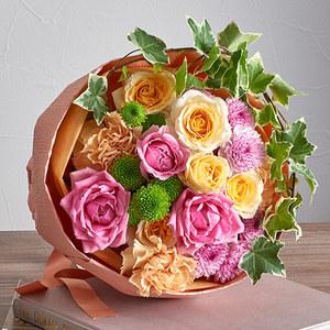 花束「9月の旬の花 ムートン」の商品画像