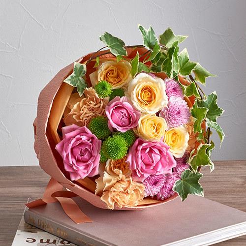 花束「9月の旬の花 ムートン」
