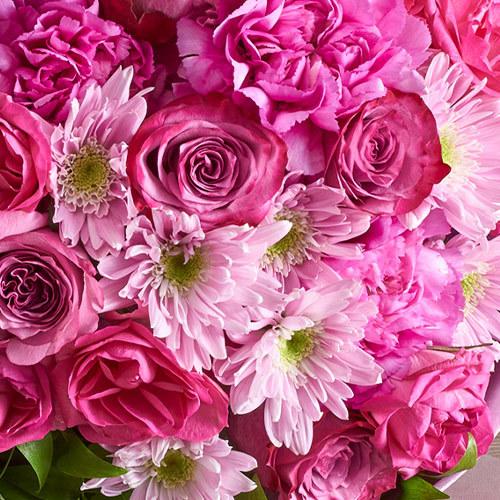 花束「9月の旬の花 オーブリオン」