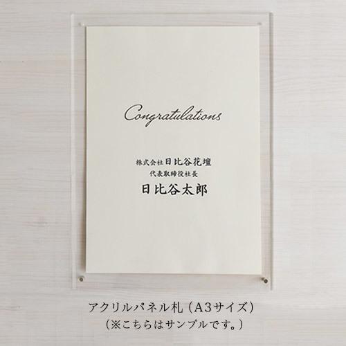 デザイナー・オーダーフラワー 星デザイナーハンガーデザインスタンド(秋冬)