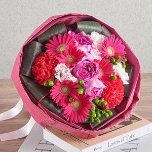 花束「10月の旬の花 オーブリオン」の商品画像