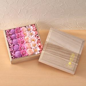 デザイナーズプリザーブドアレンジメント「令和・雅」の商品画像