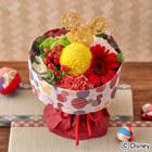 ディズニー お正月 そのまま飾れるブーケ「YUMEHANA(ミッキー)」