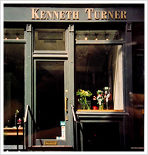 kenneth Turner店舗