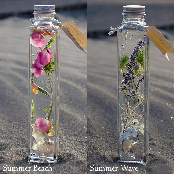 夏限定モデル!Healing Bottle Summer Beach/Summer Wave