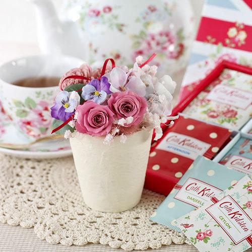 キャス・キッドソン「紅茶のセット」